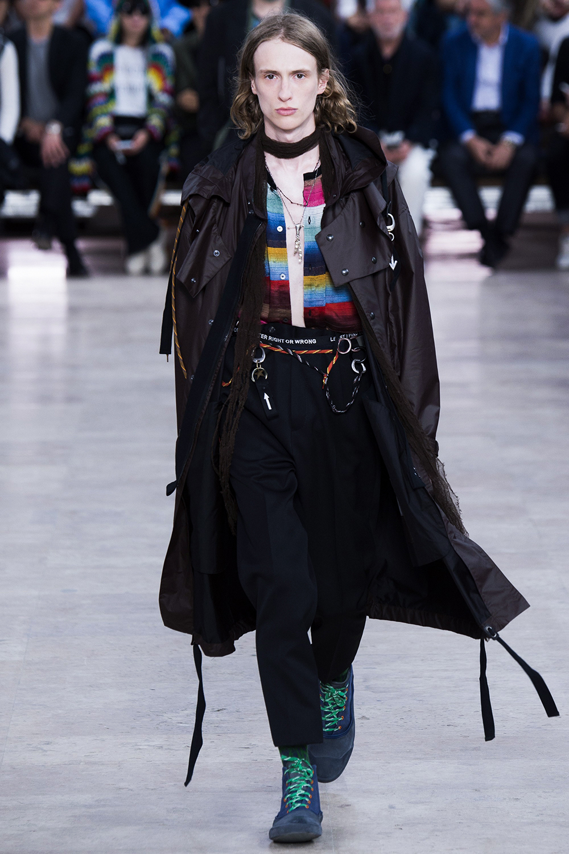 Spring 2017 Menswear, Lanvin