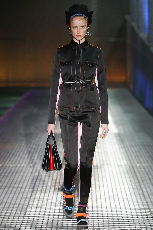 Spring 2017 Menswear, Parada