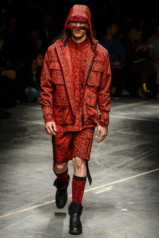 Spring 2017 Menswear, Marcelo burlon