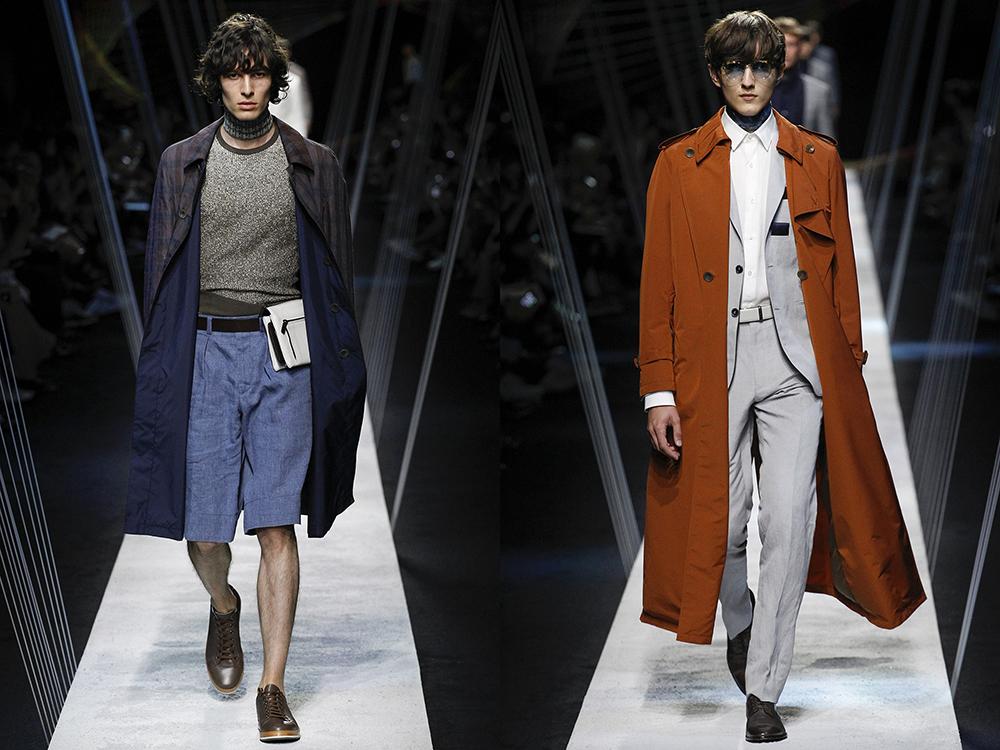 Spring 2017 Menswear, Canali
