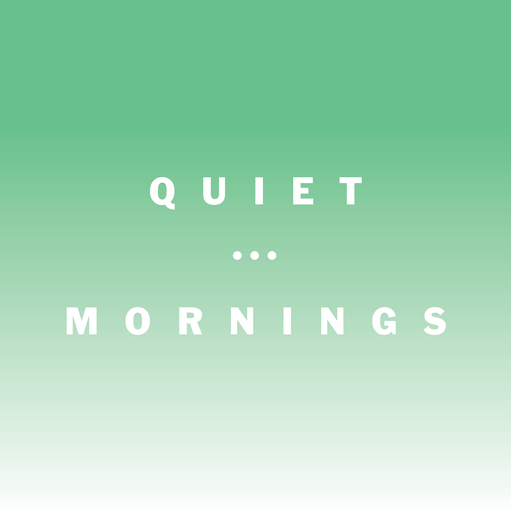 Quiet Mornings The Museum of Modern Art Wed, Jan 3, 7:30–9:00 a.m. Photo courtesy of MoMA