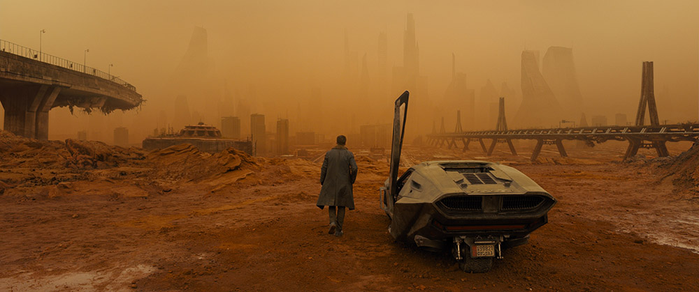 The Contenders 2017 The Museum of Modern Art Through Jan 12, 2018 Blade Runner 2049. 2017. USA/Great Britain/Canada. Directed by Denis Villeneuve. Courtesy of Warner Bros. Photo courtesy of MoMA