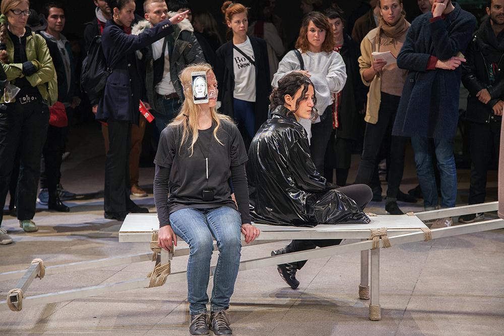 VW Sunday Sessions: Anti Bodies MoMA PS1 Sun, Jan 28, 2:00–6:00 p.m. Photo courtesy of MoMA