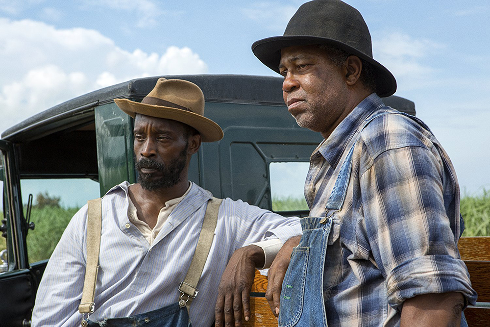 Still of Mudbound, 2017 Photo by Steve Dietl / Netflix