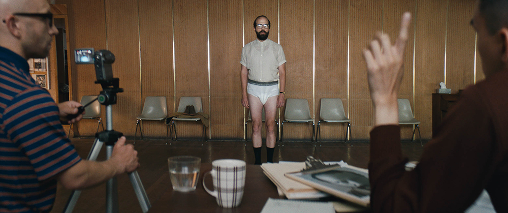 Lemon - Still Brett Gelman appears in Lemon by Janicza Bravo, an official selection of the NEXT program at the 2017 Sundance Film Festival. Courtesy of Sundance Institute | photo by Jason McCormick.  Lemon + Lizzo 8 p.m., Friday, August 11 Theatre at Ace Hotel