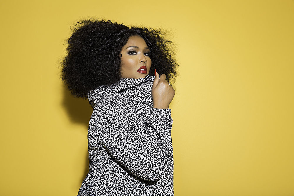 Lizzo Photo by Jabari Jacobs. Courtesy of Lizzo.