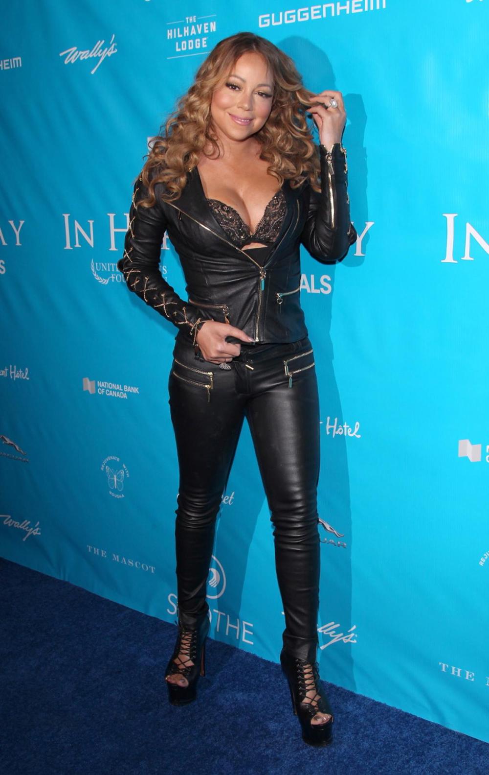 Mariah Carey ©Jen Lowery, Splash News