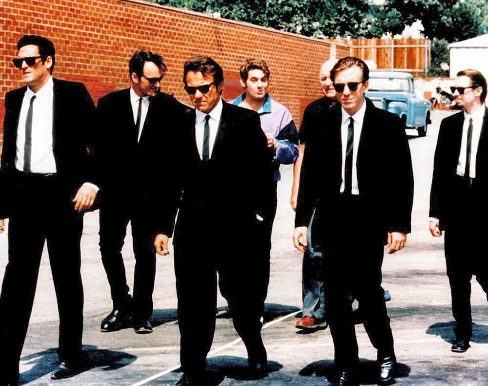 ' Reservoir Dogs '