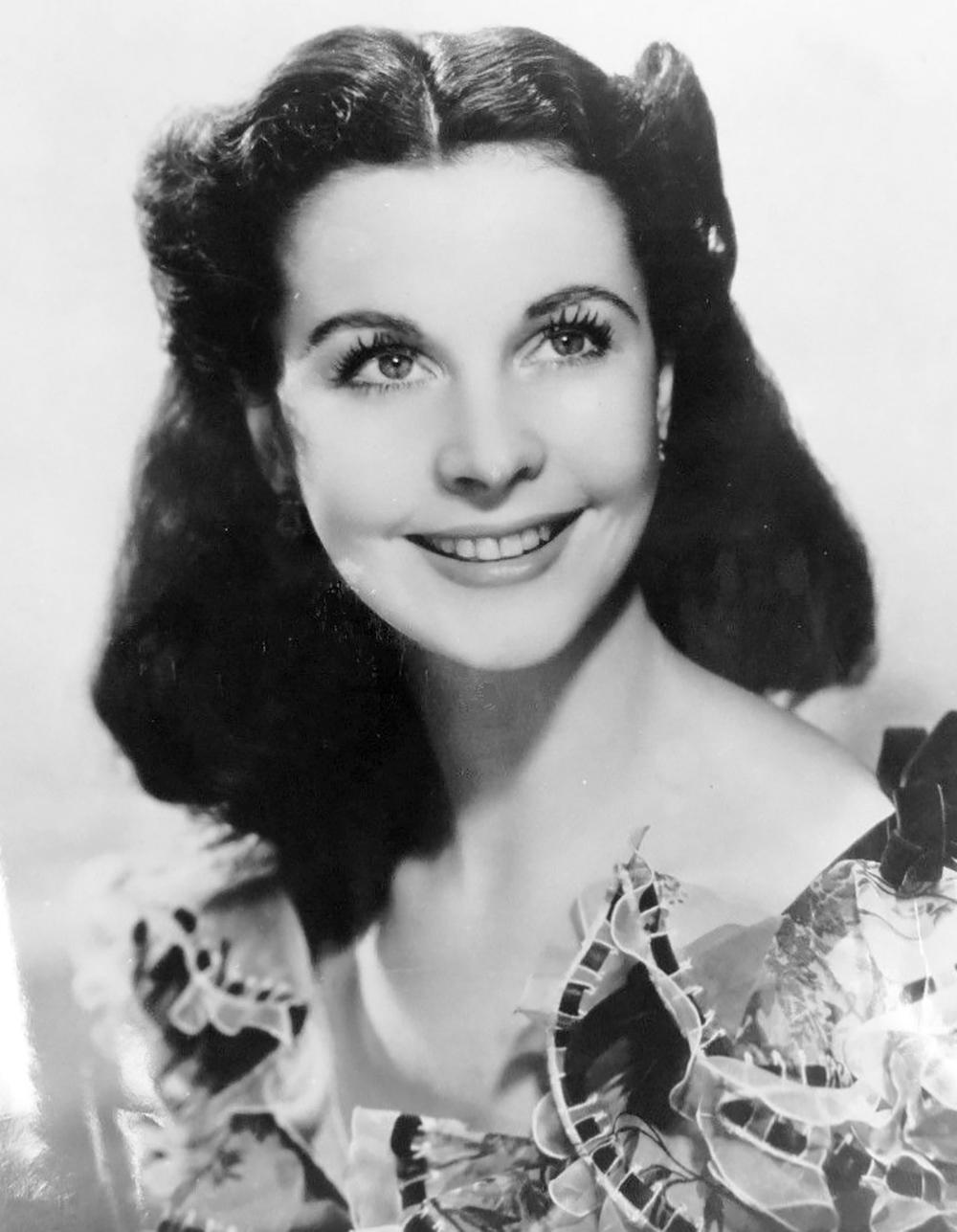 Vivien Leigh Scarlet