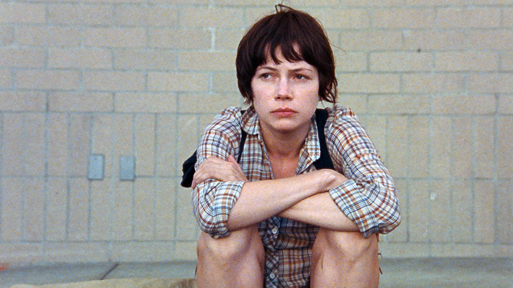 Wendy and Lucy. 2008. USA. Directed by Kelly Reichardt. Courtesy of Oscilloscope Pictures/Photofest. © Oscilloscope Pictures.