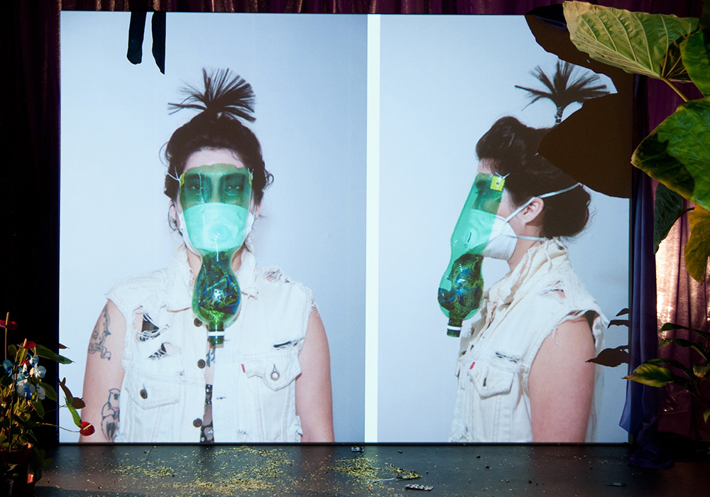 Pauline Boudry/Renate Lorenz, Toxic, 2012 (still, detail). Courtesy the artists, ellen de bruijne projects, and galerie marcelle alix