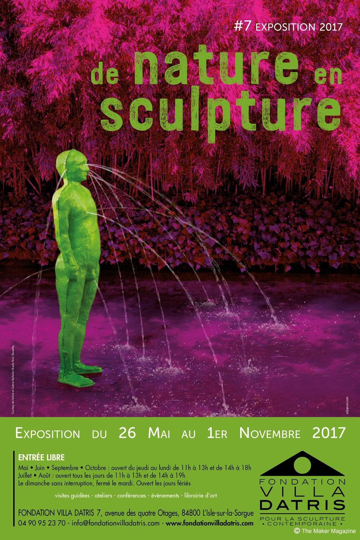 Poster of De Nature en Sculpture