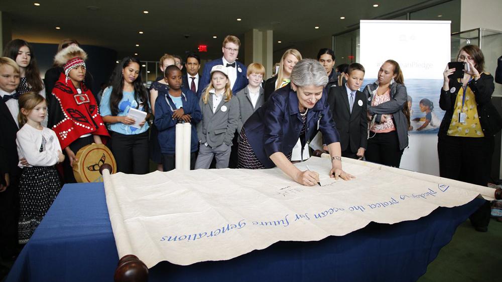 Photo courtesy of UNESCO