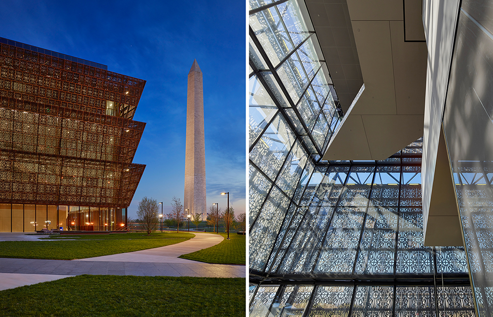 National Museum of African American History and Culture ©Perkins+Will