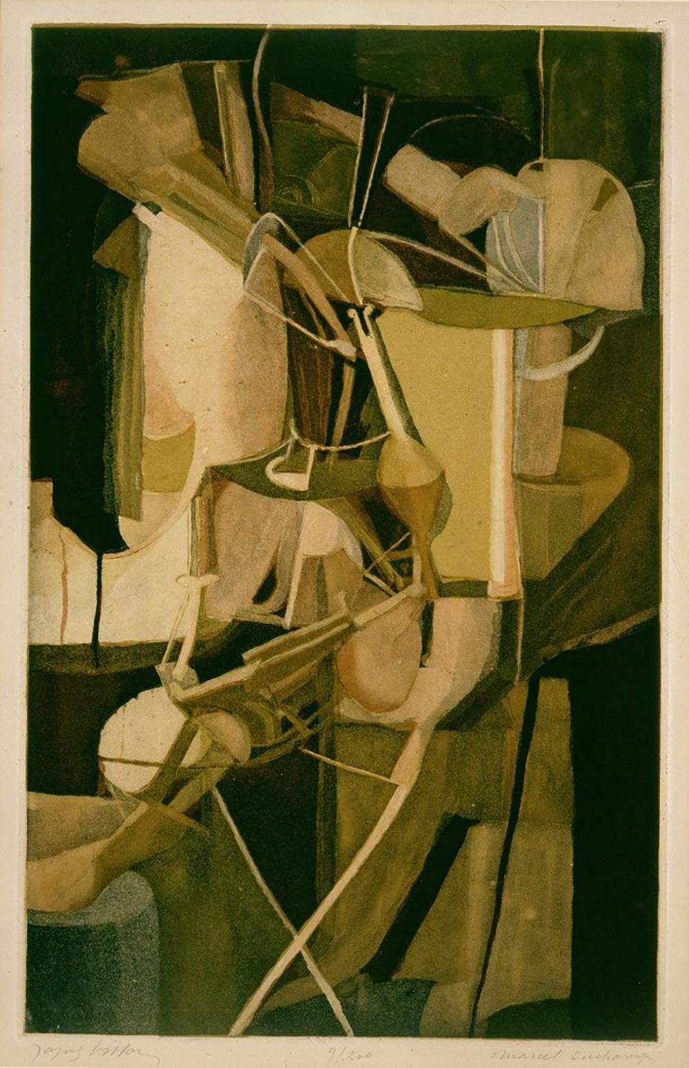 La Mariée, 1934