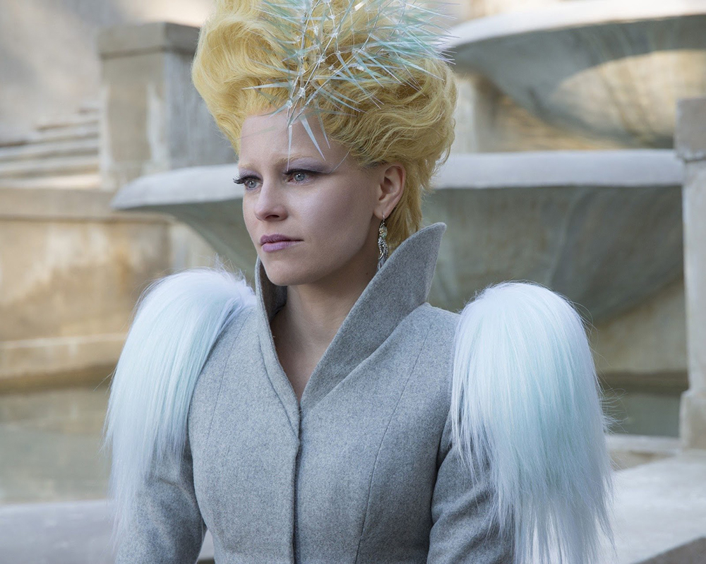 Elizabeth Banks in «Hunger Games»