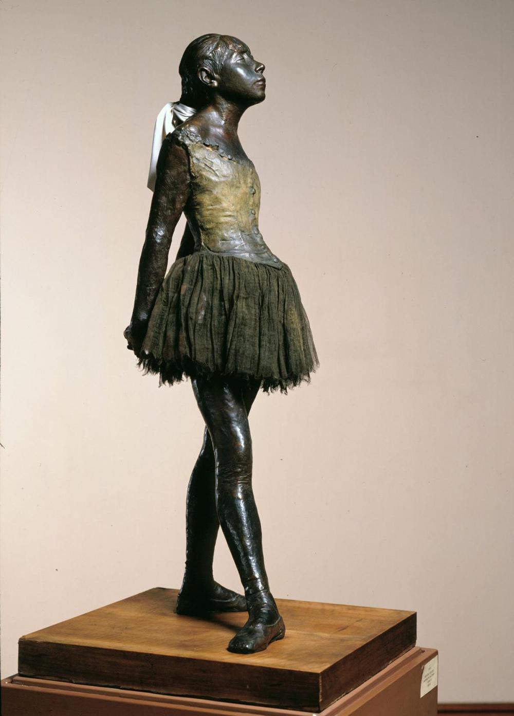 Edgar Degas, The Little Fourteen-year-old Dancer
