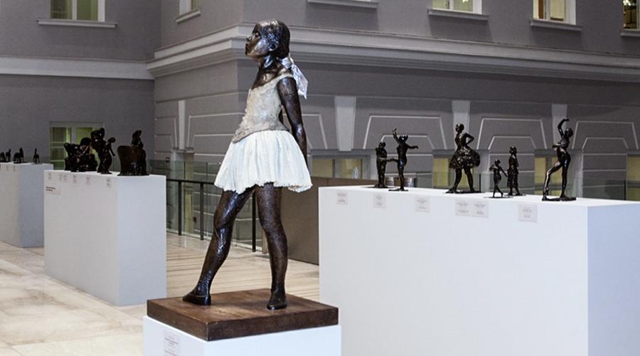 Edgar Degas, Figures in Motion
