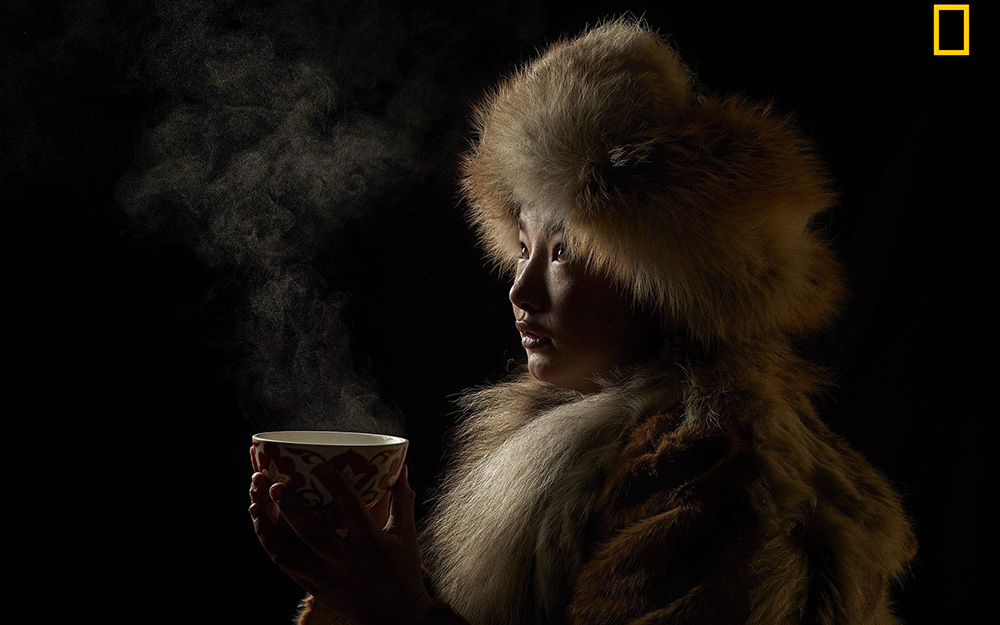 First place winner, People - 'Tea culture'. Picture: Alessandra MeniconziSource:National Geographic