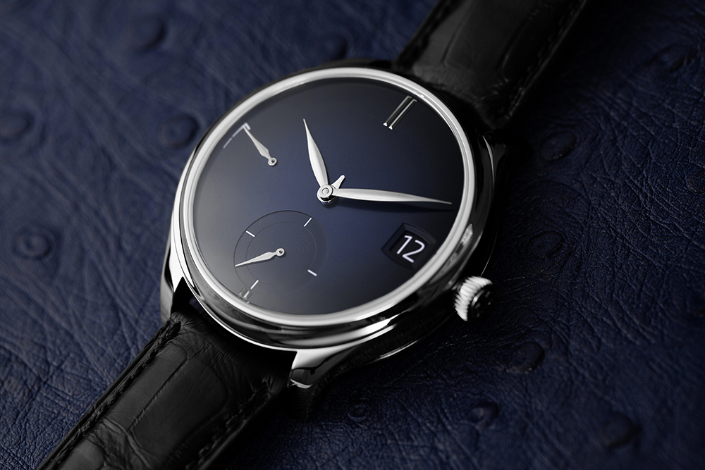 Endeavour Perpetual Calendar Purity, Photo courtesy of H.Moser & CIE