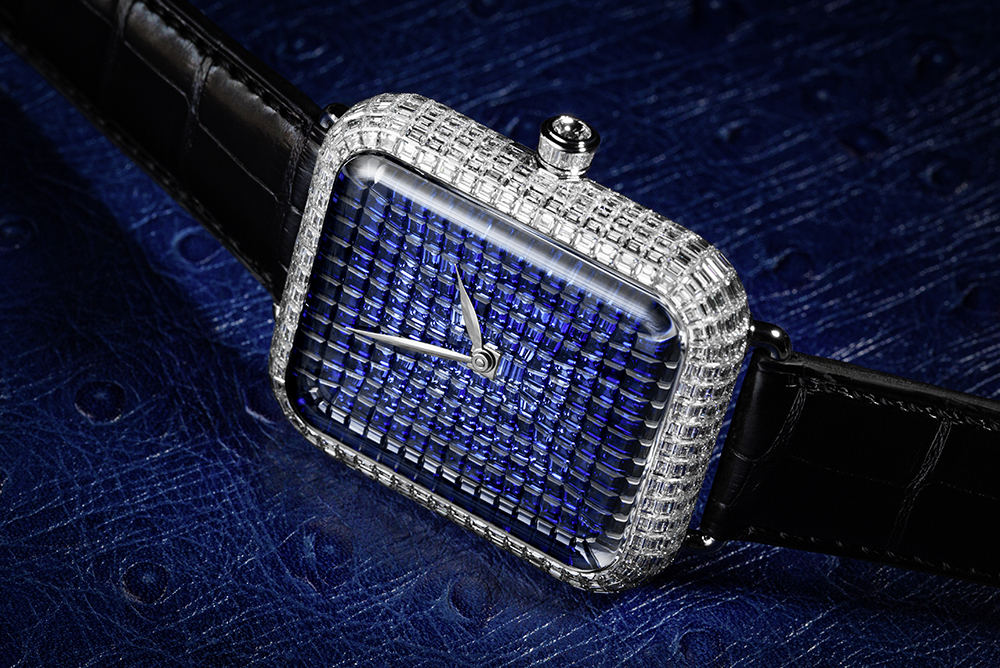 Swiss Alp Watch On The Rocks, Photo courtesy of H.Moser & CIE