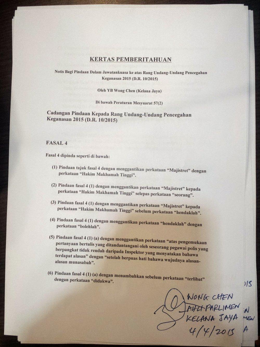 PM Najib — China-Malaysia, Malaysia political-economy and
