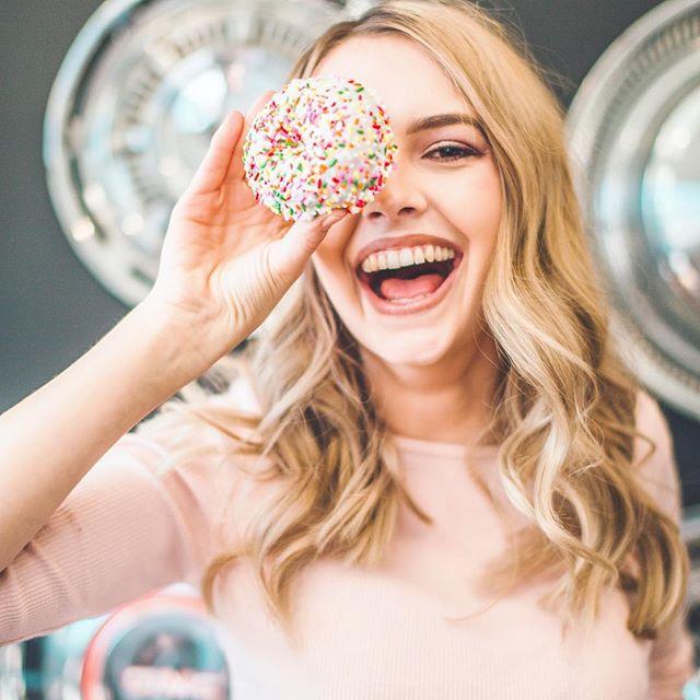Life is sweet 🍦🎀 #happyweekend
