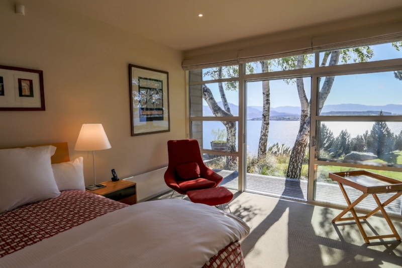 Whare Kea Lodge Deluxe Room with views towards Lake Wanaka.jpg