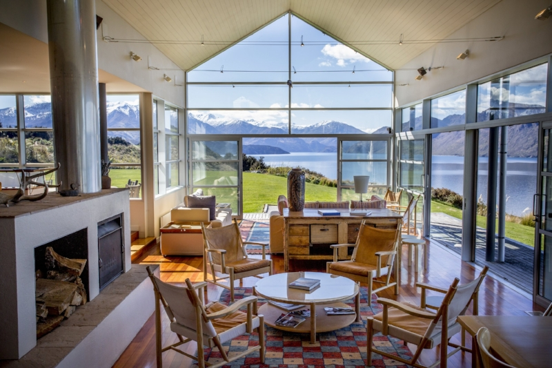 Whare Kea Lodge Lounge area with views over Lake Wanaka towards the Southern Alps.jpg