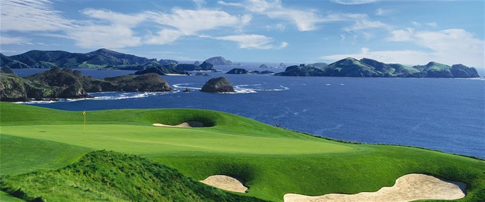 Play at the Lodge at Kauri Cliffs