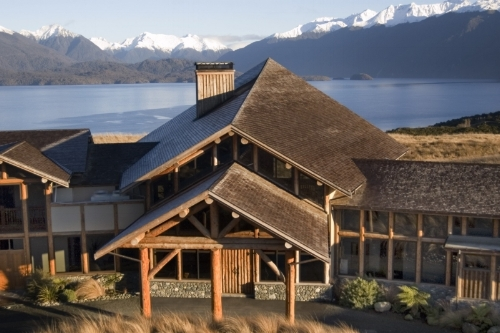 FIORDLAND lodge - te Anau - south island