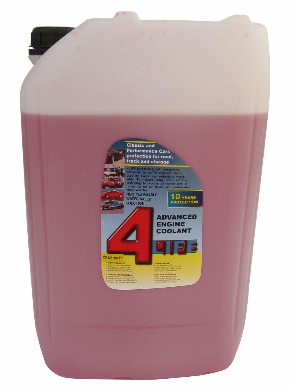 Forlife 20 litre barrel container