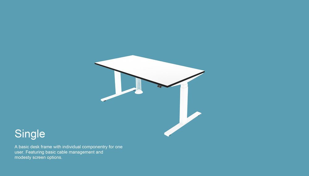 Sit-Stand Single