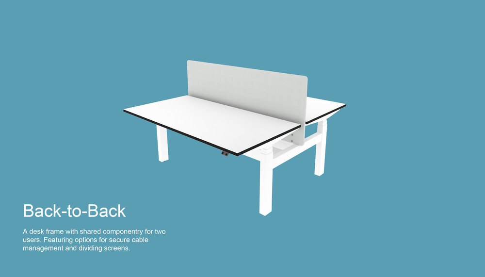 Sit-Stand Back-to-Back