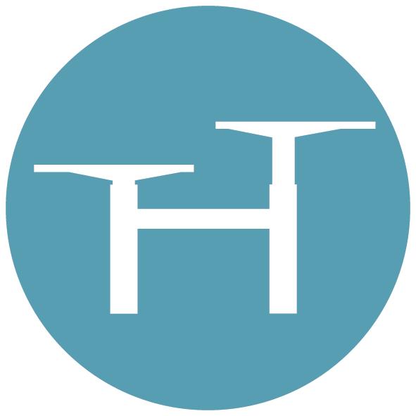 Continuum Sit Stand Desk Logo