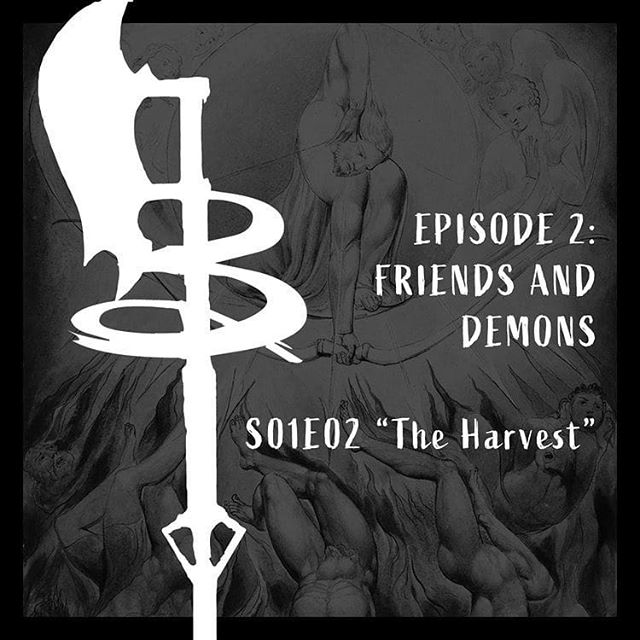 """Check out episode 2 """"Friends and Demons"""" where we review 'The Harvest' and discuss having the most expensive thing, not because it's expensive, but because it costs more.  Featuring rustic 'early days of a podcast' audio quality! It's charming!  Our first three episodes are up for download on your podcast app with a new episode coming out on Wednesday.  https://buffyboys.com/episodes/2018/12/20/friends-and-demons-s01e02  #buffy #vampire #slayer #lgbt #gay #queer #fantasy #feminism #horror #podcast"""