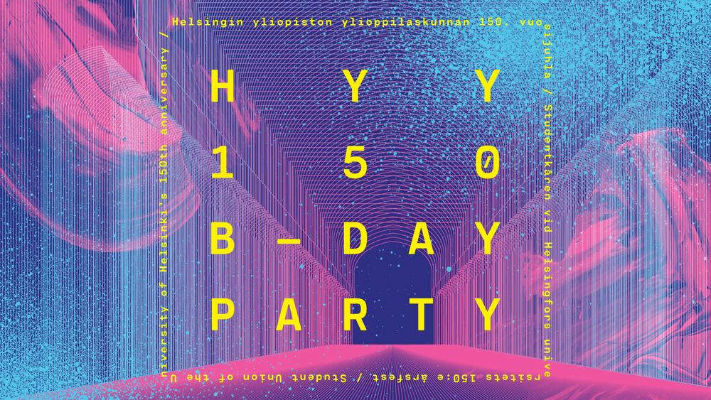 HYY150 b-day