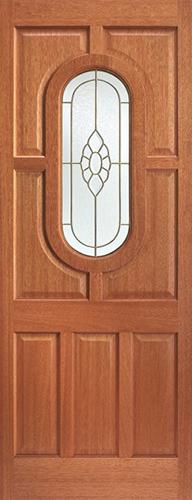 Exterior Hardwood Doors