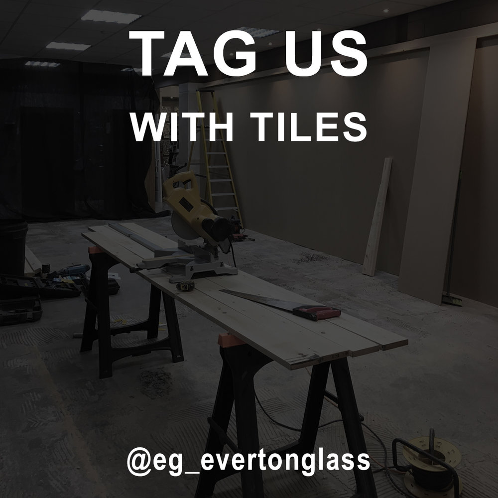 Tag Us With Tiles