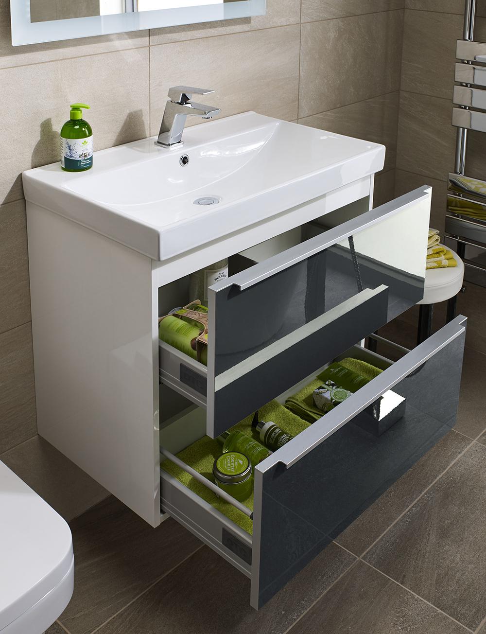 White Bathroom Furniture