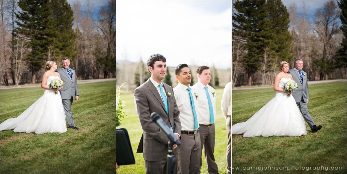 silverthorne wedding photographer
