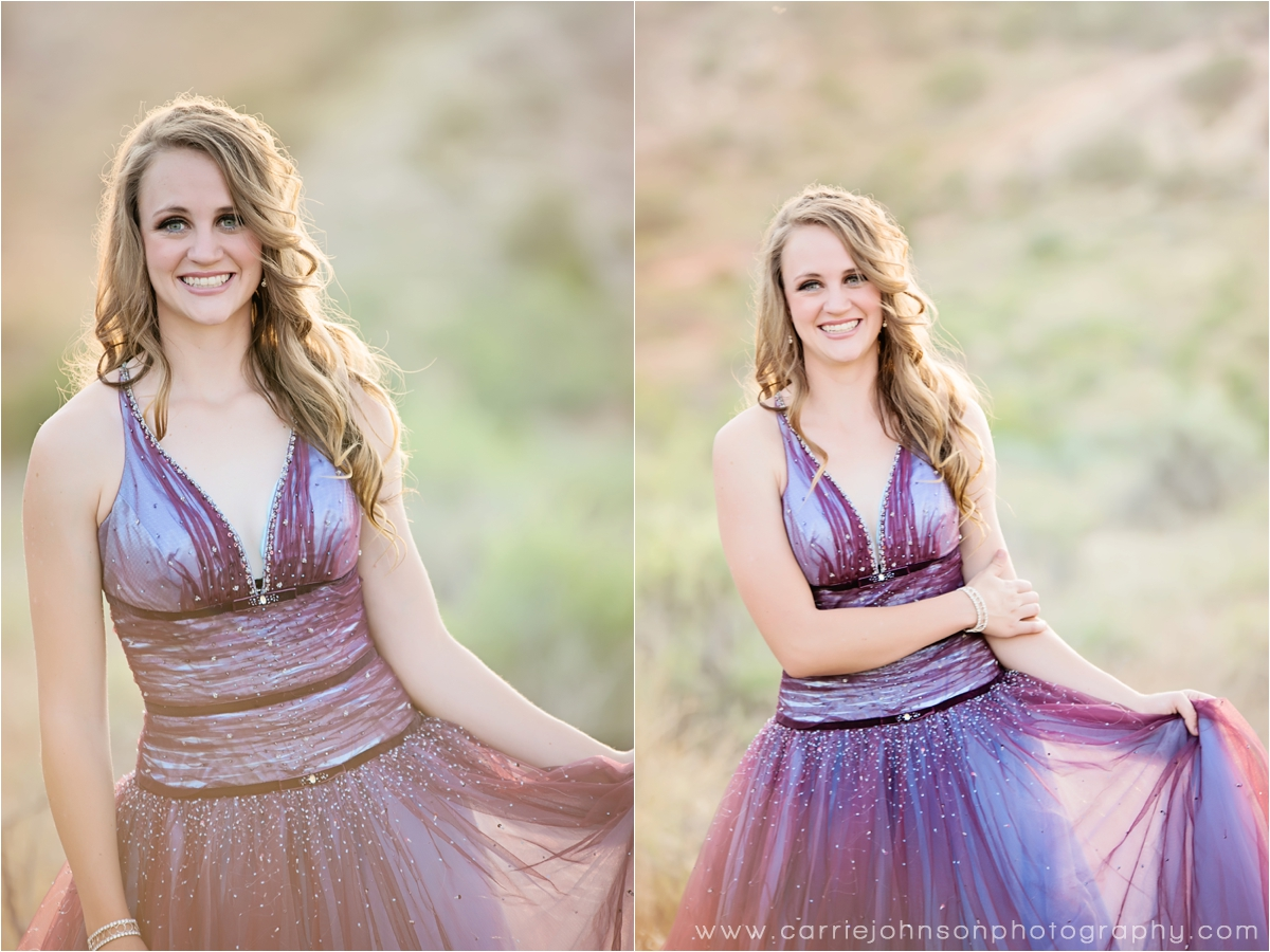 Palisade Senior Photographer
