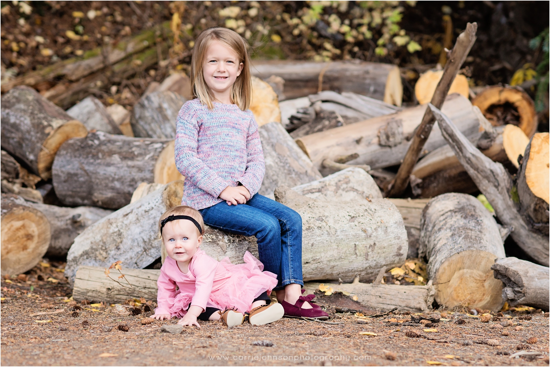 Colorado Fall Family Portraits