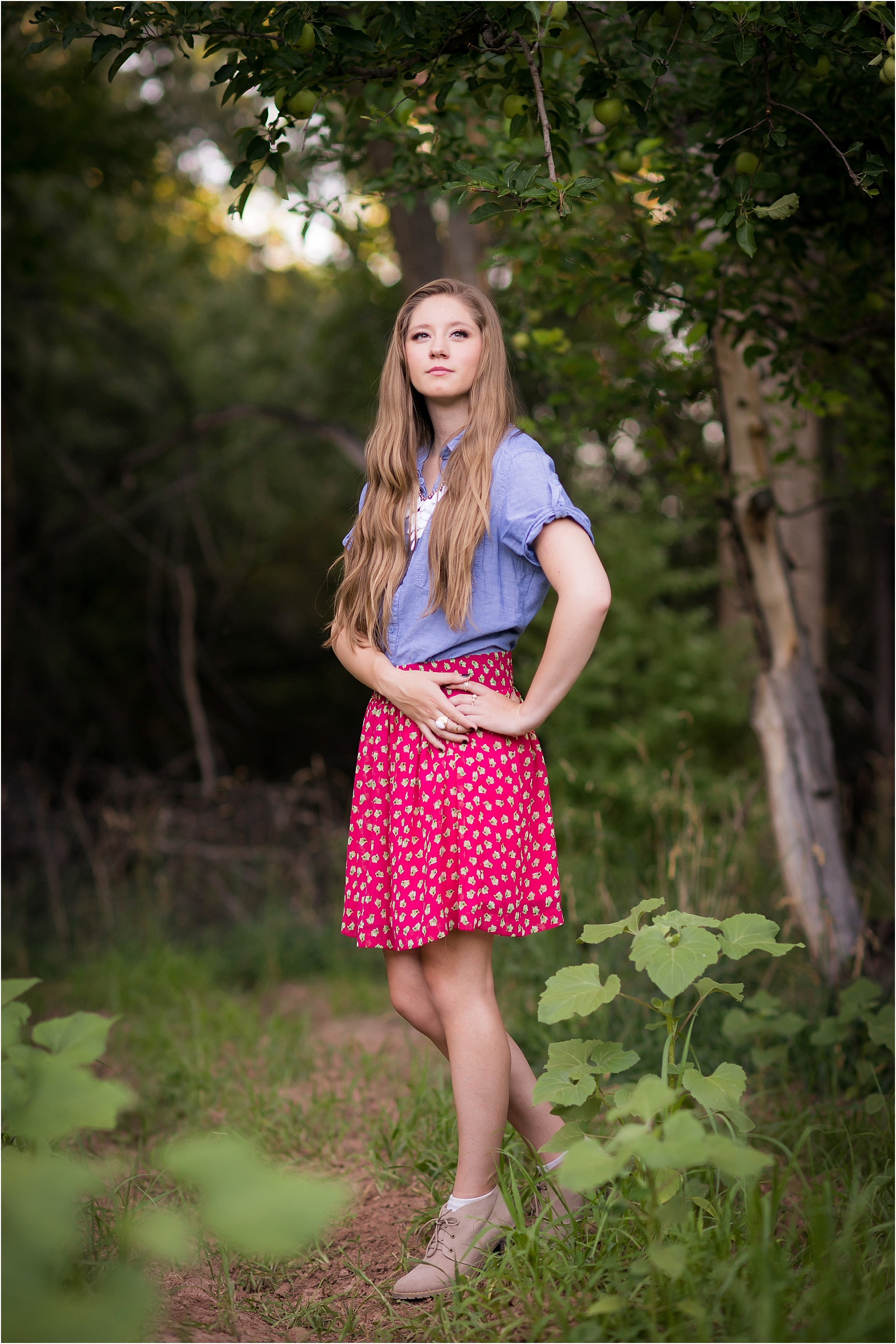 Fruita Senior Photographer