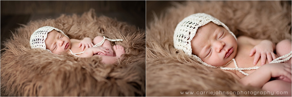 Western Colorado newborn photographer