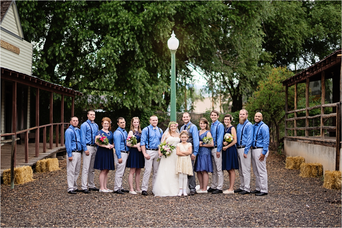 cedaredge colorado wedding photographer