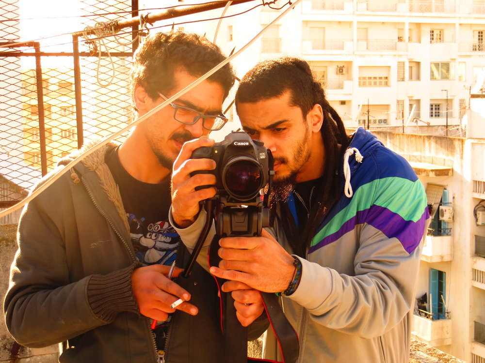 Music Video Workshop Tunis II.JPG