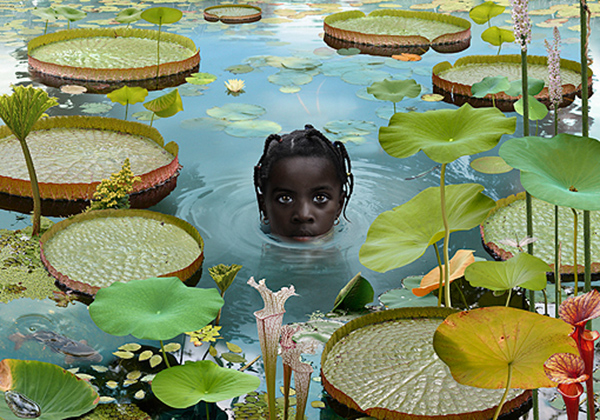 Ruud van Empel ' World 7′  See  http://www.ruudvanempel.nl/works/130-world-7.html