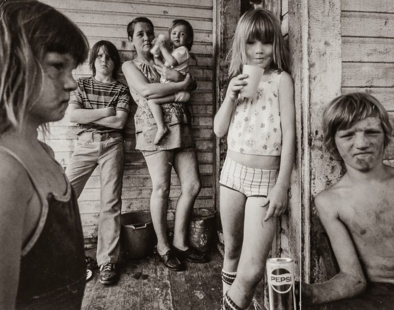 'Friendly, West Virginia 1982' by Nicholas Nixon