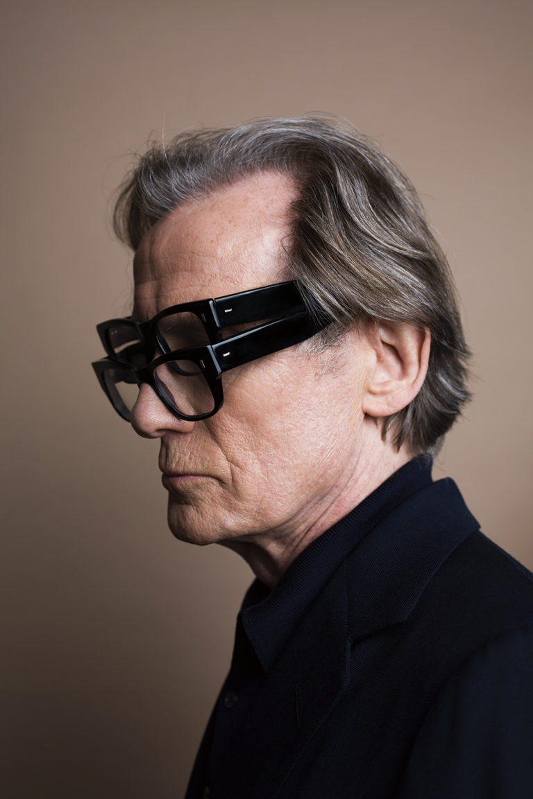 Harry Borden; 'Bill Nighy' February, 2014